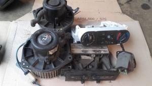 pieces4X4occasion.fr-bandeau chauffage ventilateur resistance terrano