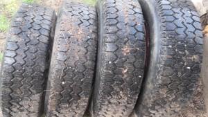 pieces4x4occasion.fr-roues pneus jantes patrol 225 75 16 continental