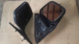www.pieces4x4occasion.fr PAJERO RETROVISUERS ELECTRIQUES