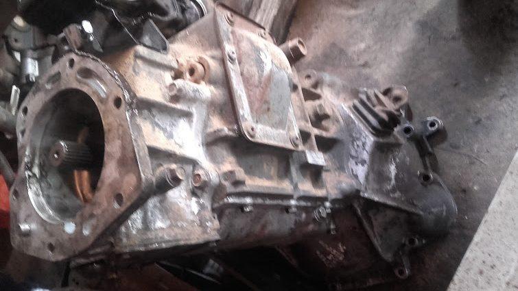 www.pieces4x4occasion.fr boite pajero 2.5TD